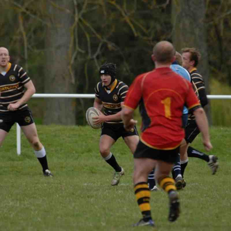 Marlow 1st XV v Coney Hill 2012 04 21