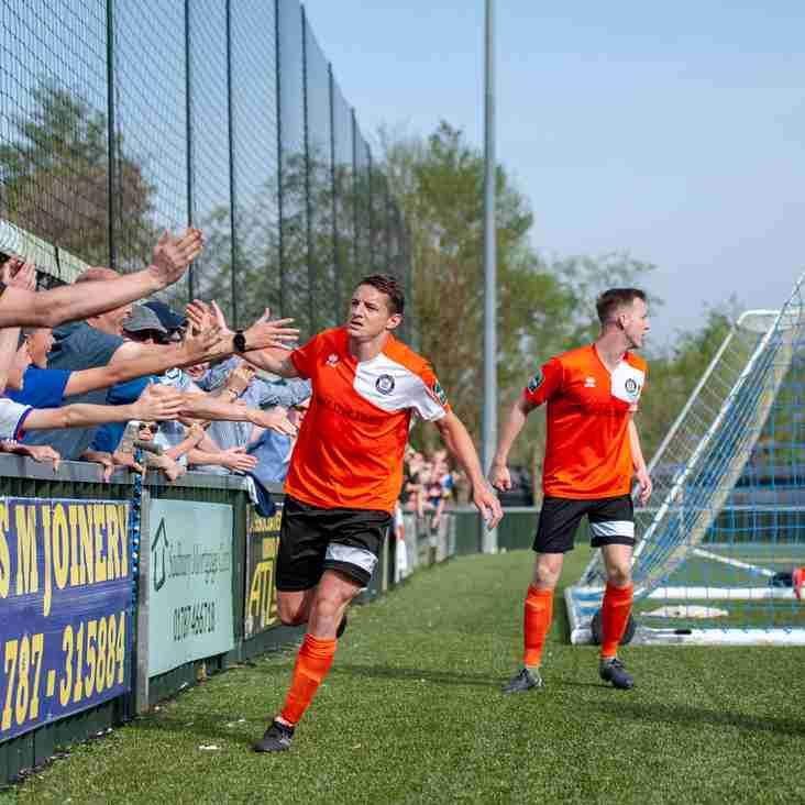 Bury Town win pulsating local derby