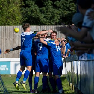 Bury Town come from behind to move up to third with win over City