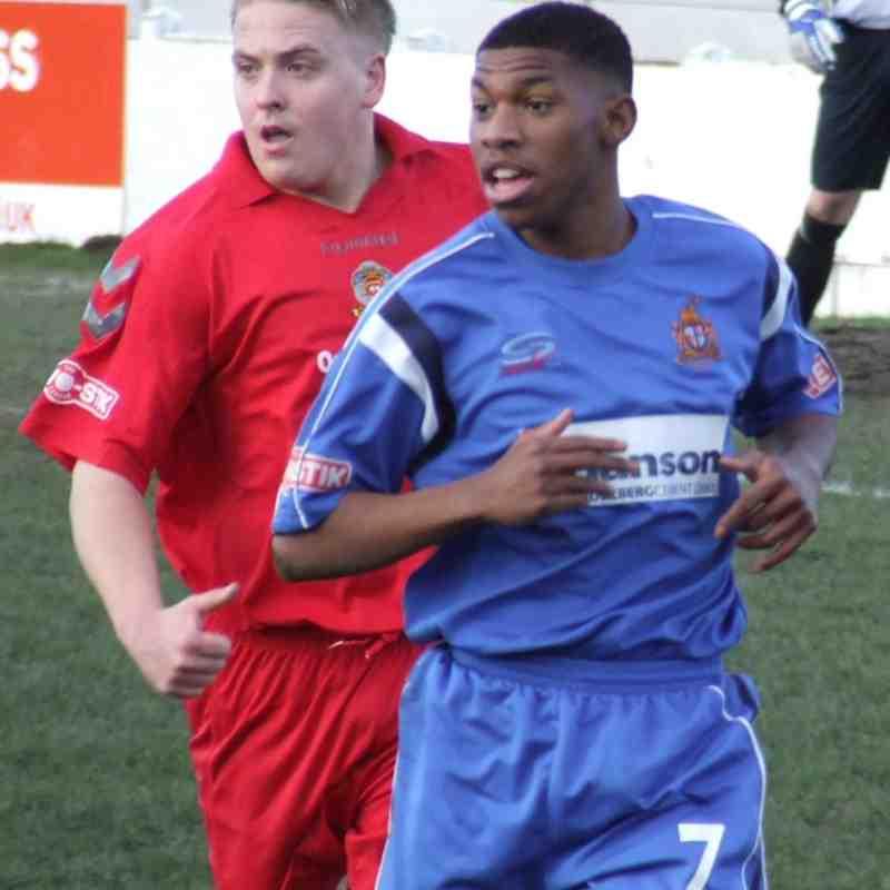Ossett Town 2-0 Clitheroe
