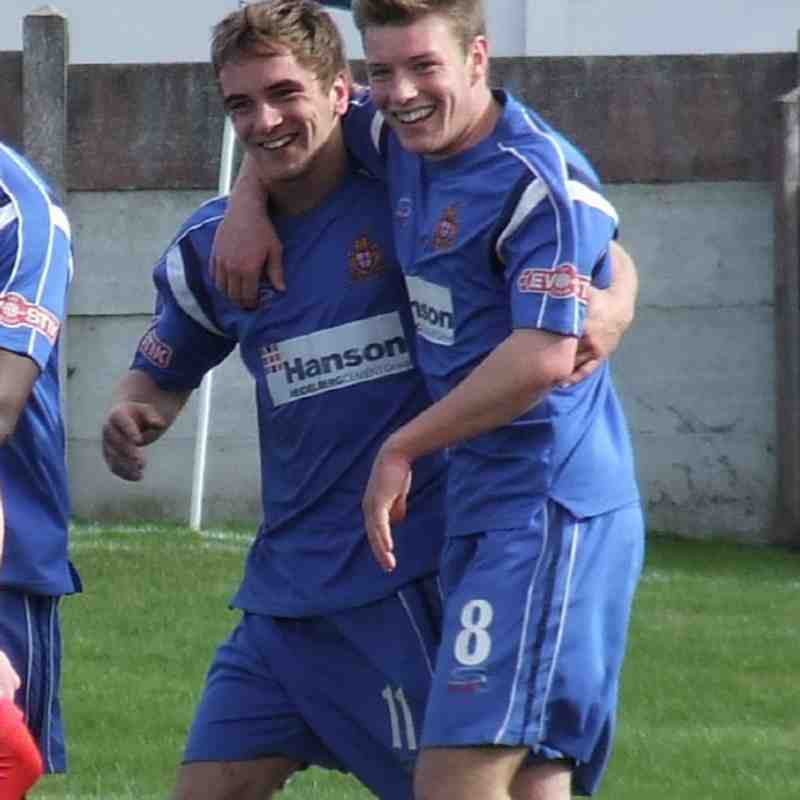 Clitheroe v Woodley Sports