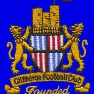 Clitheroe 1-0 Mossley