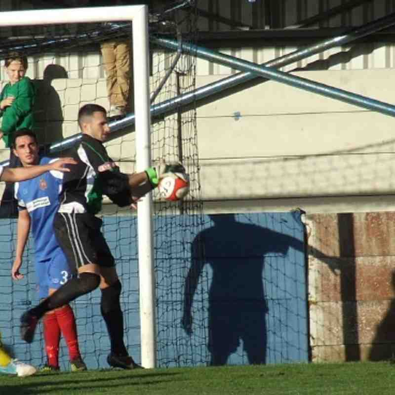 Clitheroe3-1 Goole AFC
