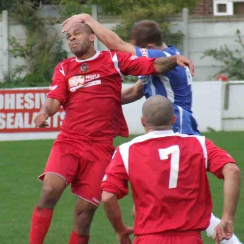 Ossett Town 1-1 Clitheroe