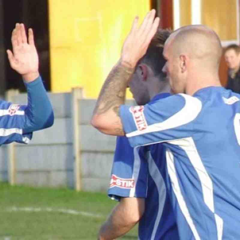 Ossett Albion 0-1 Clitheroe
