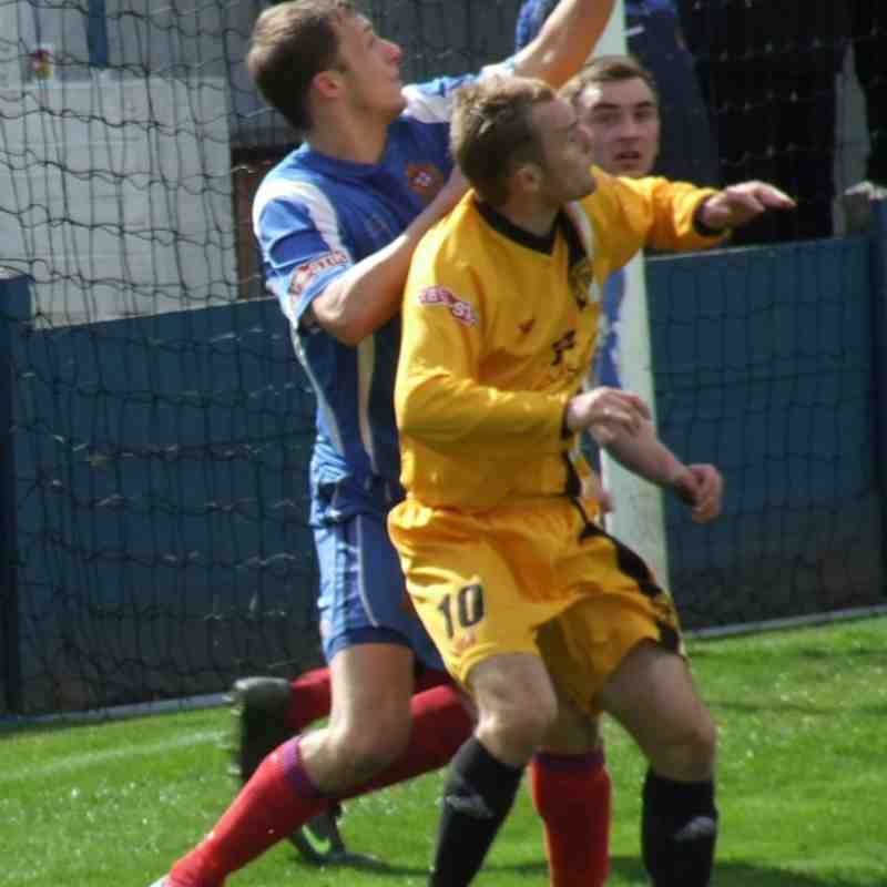 Clitheroe 0-0 New Mills