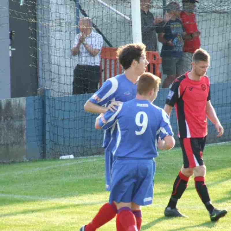 Clitheroe 1-1 FC Halifax Town