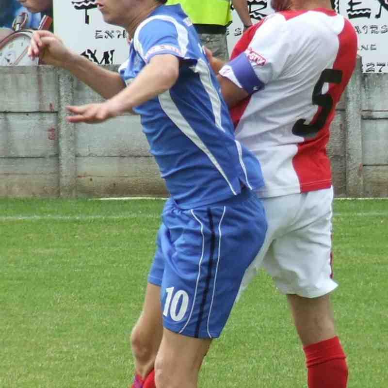 Clitheroe 0-1 Ashton United