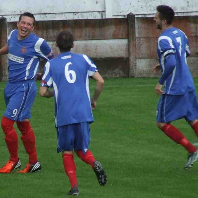 Clitheroe 1-0 Farsley AFC