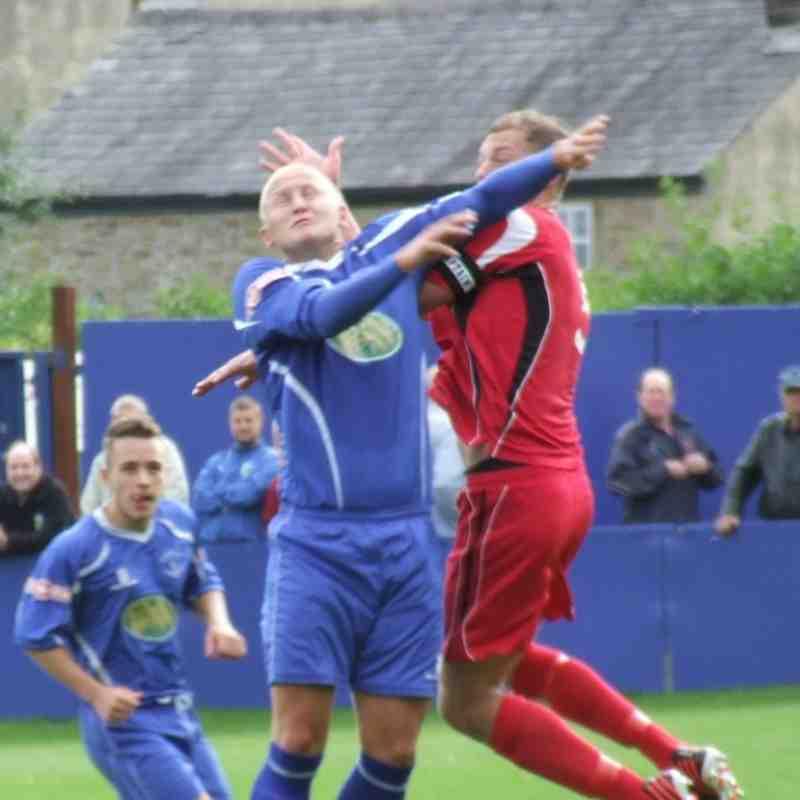 Padiham 3-1 Clitheroe