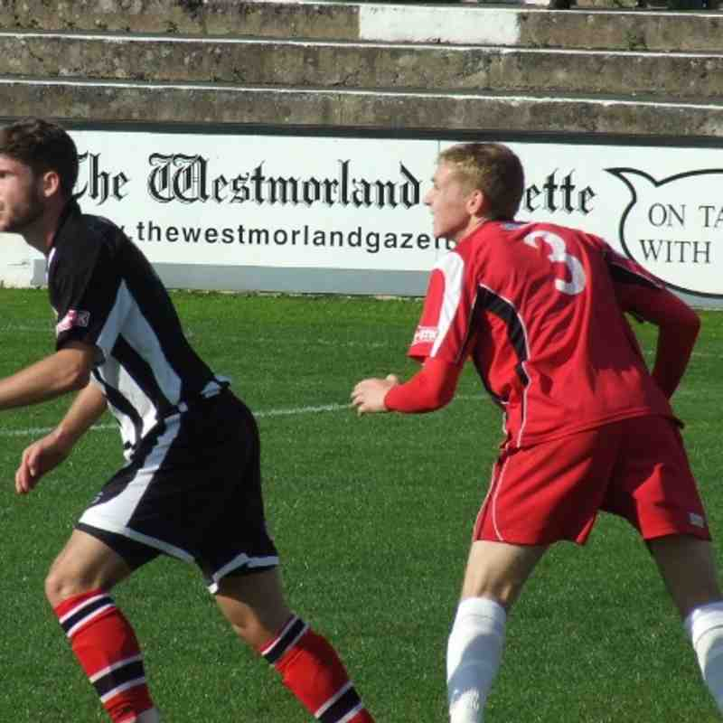 Kendal Town 2-0 Clitheroe