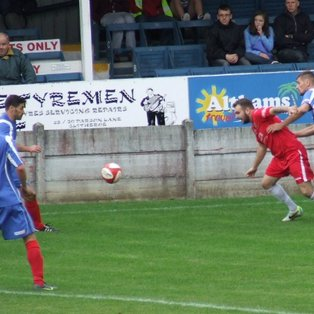 Clitheroe 3 Radcliffe Borough 3