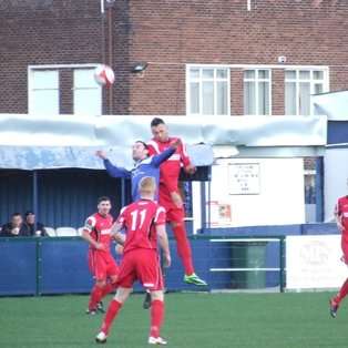 Cammell Laird 1 Clitheroe 0