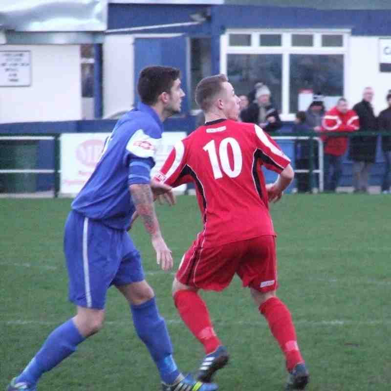 Cammell Laird v Clitheroe