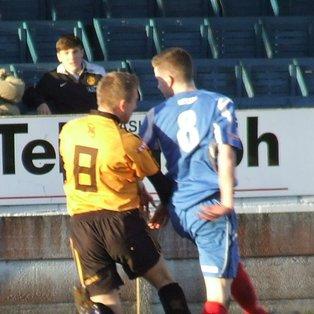 Clitheroe 0 Ossett Albion 2