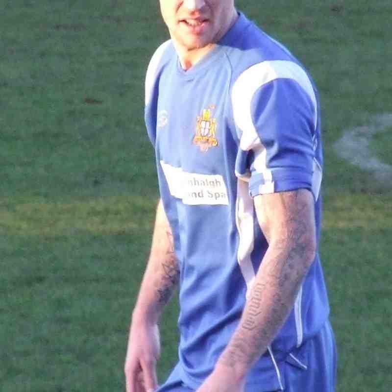 Clitheroe 0-2 Ossett Albion