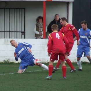 Ossett Town 2 Clitheroe 0