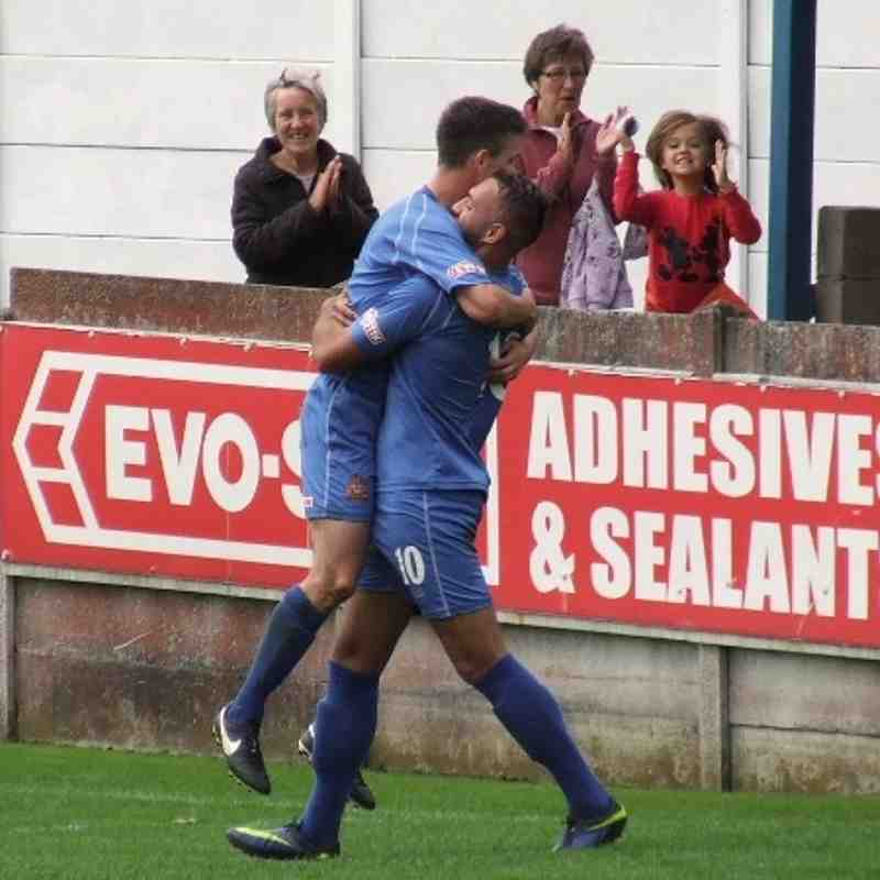 Clitheroe 3-2 Seaham Red Star FA CUP
