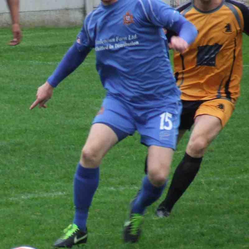 Ossett Albion 2-0 Clitheroe 20/09/14