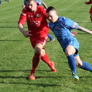 Clitheroe 1 Radcliffe Borough 1