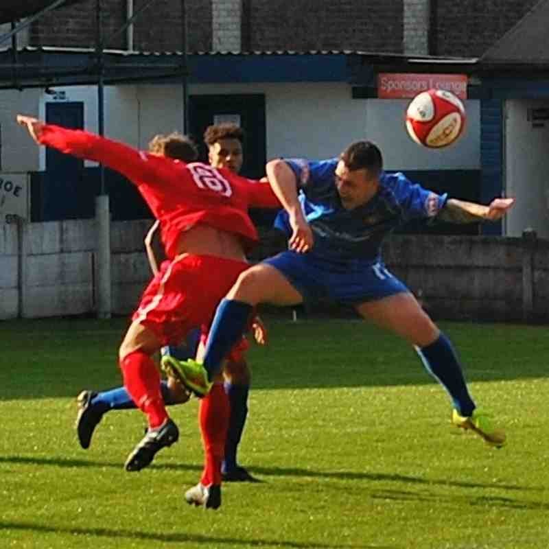 Clitheroe v Radcliffe Borough 11/10/2014