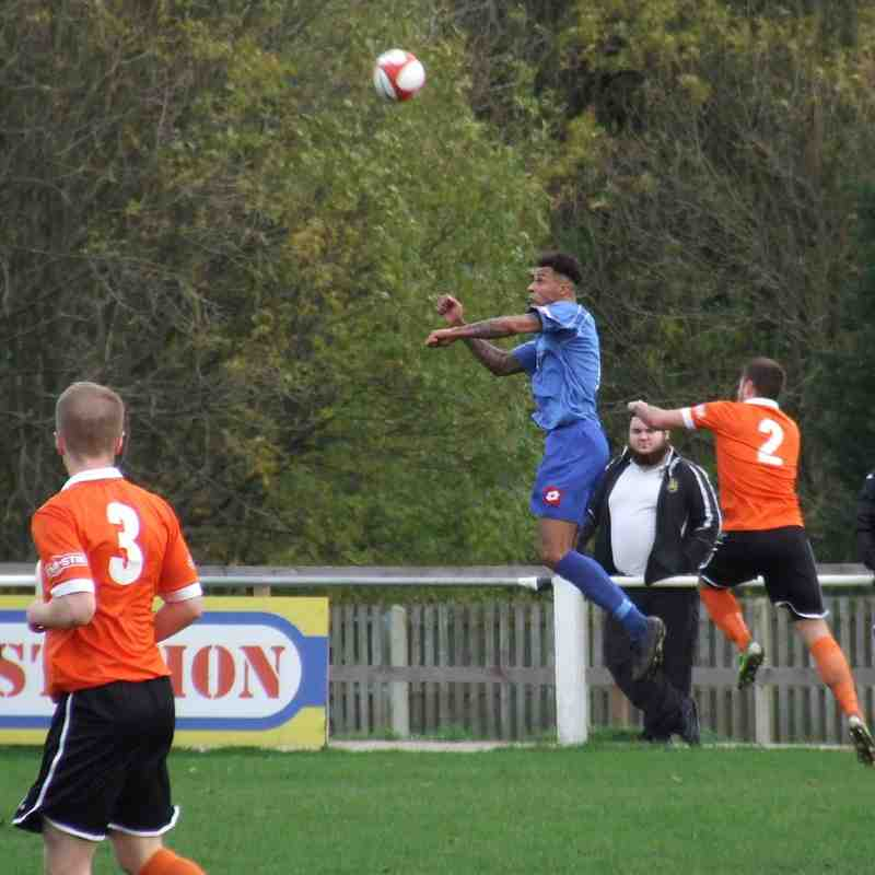 Brighouse Town 2-4 Clitheroe 25/10/2014