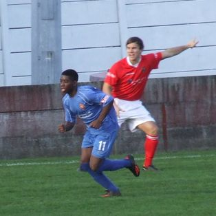 Clitheroe 0 Workington 2