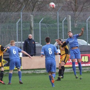 New Mills 3 Clitheroe 3