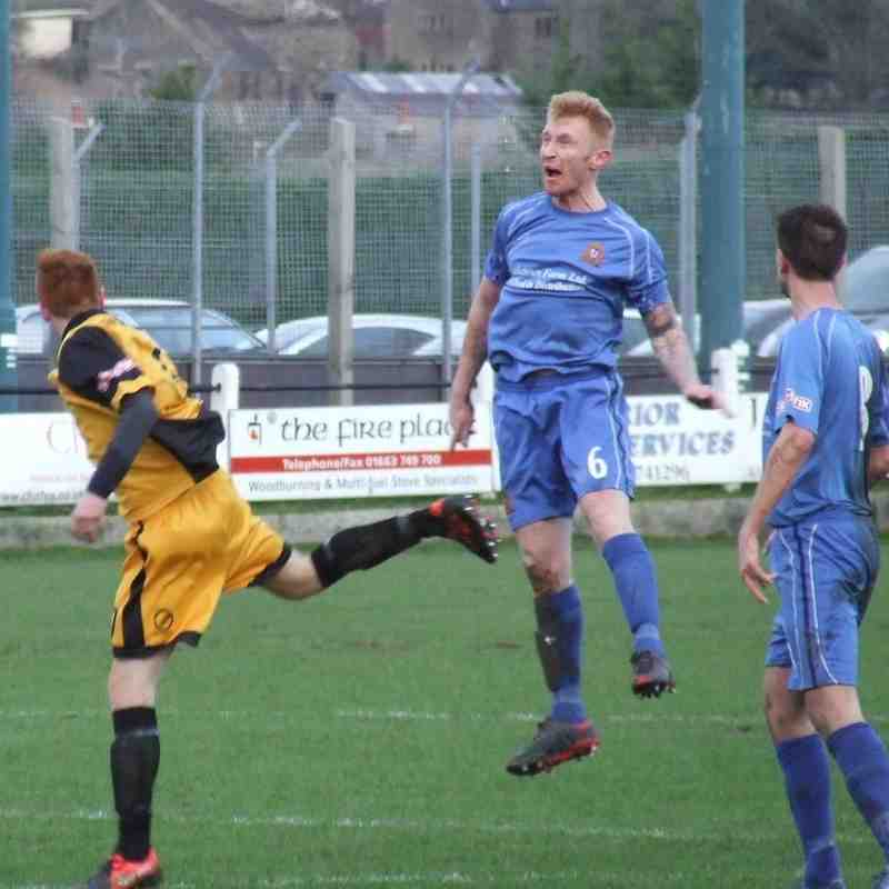 New Mills 3-3 Clitheroe 17-01-2015