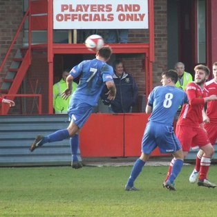 Match Report: Scarborough AFC 2 Clitheroe FC 1
