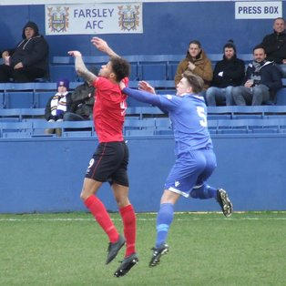 Farsley 2 Clitheroe 0