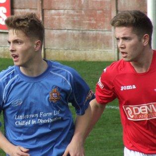 Clitheroe FC 1-4 Padiham FC