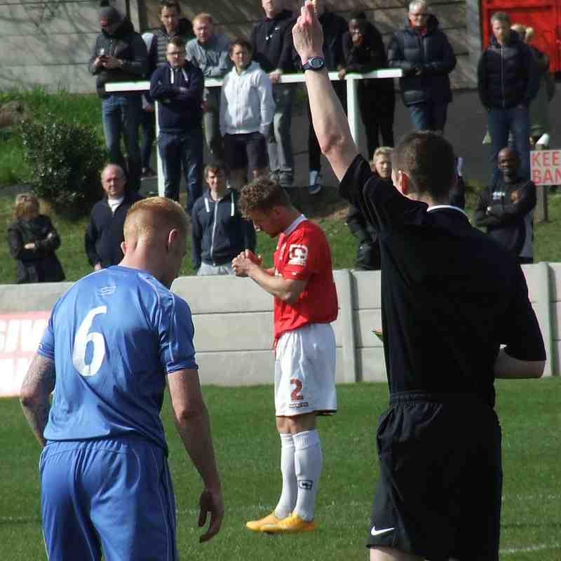 Salford City 2-1 Clitheroe 11-04-2015