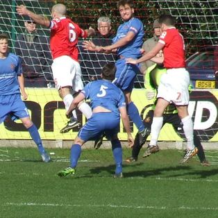 Salford City 2 Clitheroe 1