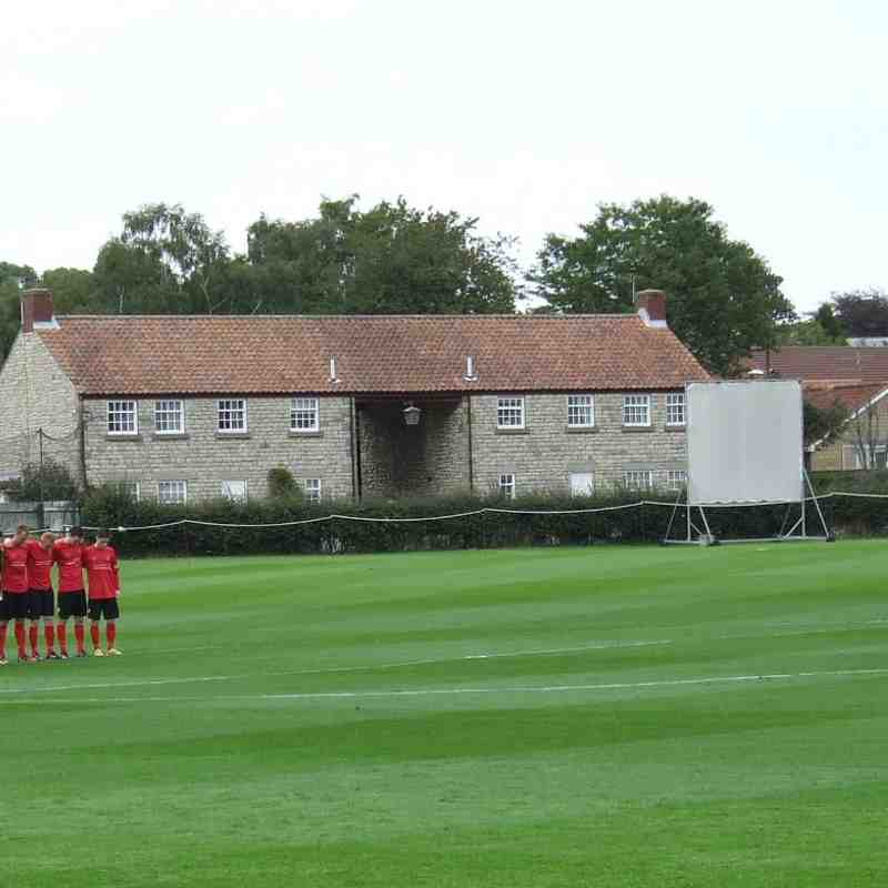 Pickering Town 1-5 Clitheroe 30-08-2015 FAC