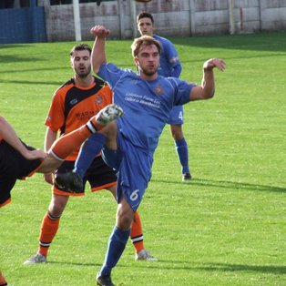 MATCH REPORT: Clitheroe 2-0 Mossley AF.C