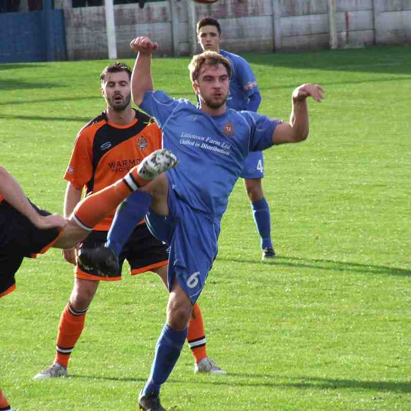 Clitheroe 2-0 Mossley 24-10-2015
