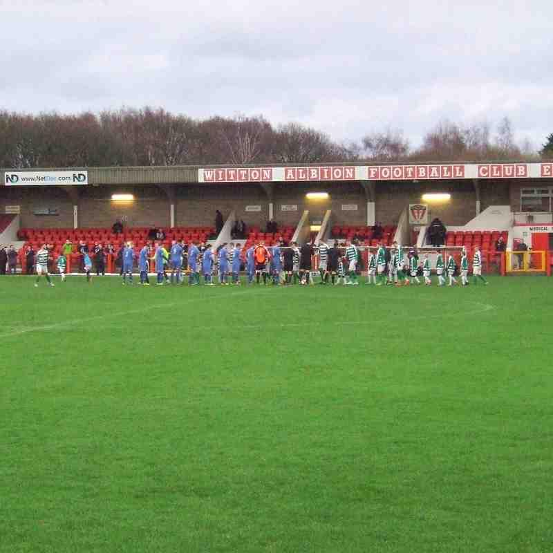 Northwich Victoria 0-0 Clitheroe