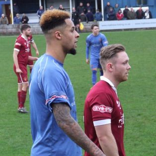 A narrow 0-1 defeat at the hands of Spennymoor Town
