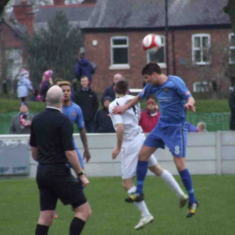 Trafford 2-0 Clitheroe