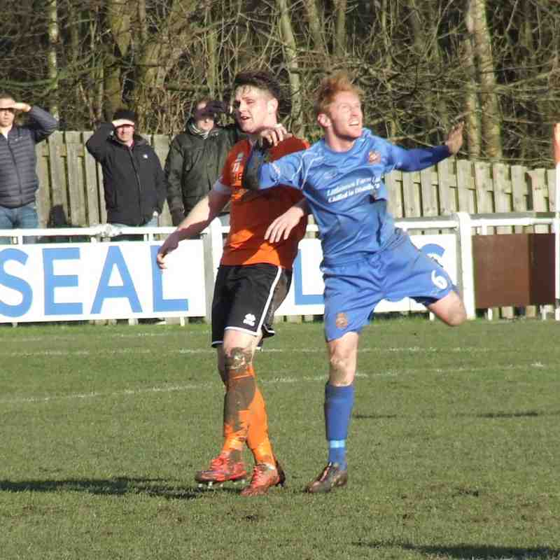Brighouse Town 3-4 Clitheroe