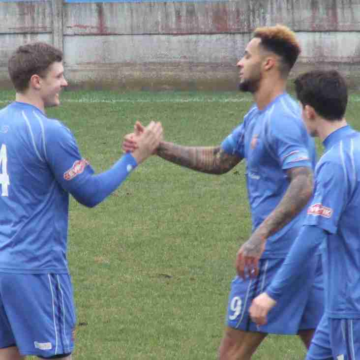 Clitheroe edge past Radcliffe Borough to secure back to back wins