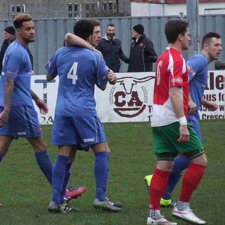 Match Report: Harrogate Railway 1-3 Clitheroe