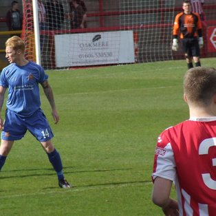 Witton Albion 2-3 Clitheroe