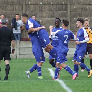 Ossett Albion 2 - 2 Clitheroe FC