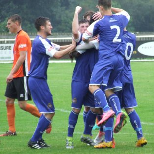 Brighouse Town 2 - 1 Clitheroe