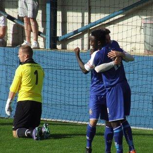Clitheroe 3 - 2 Droylsden