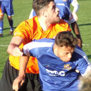 Clitheroe 2 - 3 Glossop North End