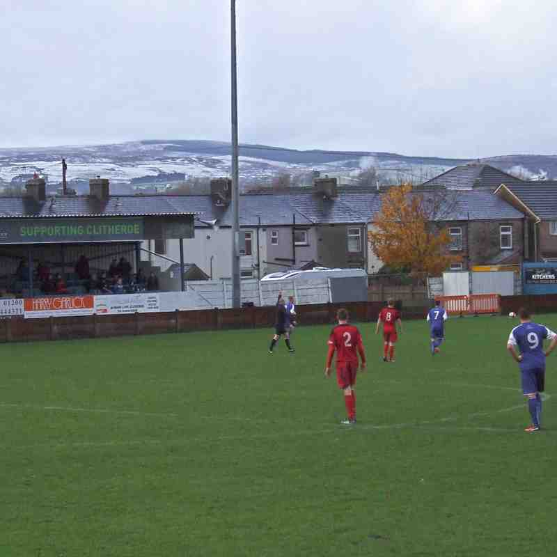 Clitheroe 2-0 Goole AFC 19-11-2016