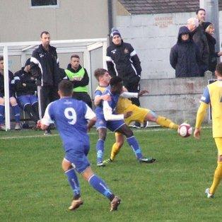 Clitheroe 1 - 0 Colwyn bay